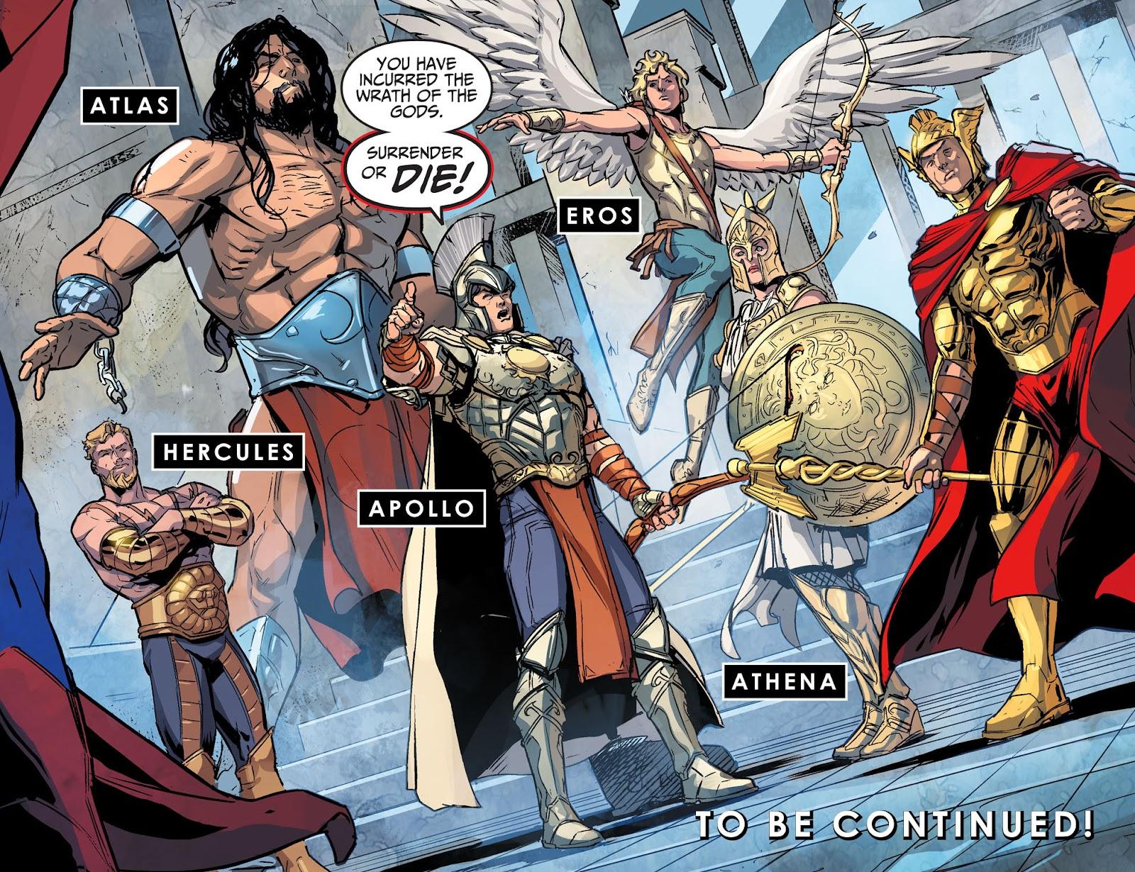 Injustice: Gods Among Us Year Four Issue #10 #11 - English 23