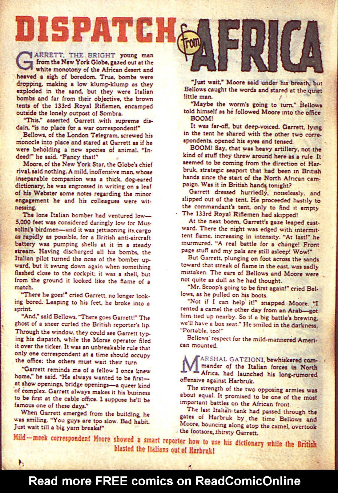 Sub-Mariner Comics Issue #3 #3 - English 45