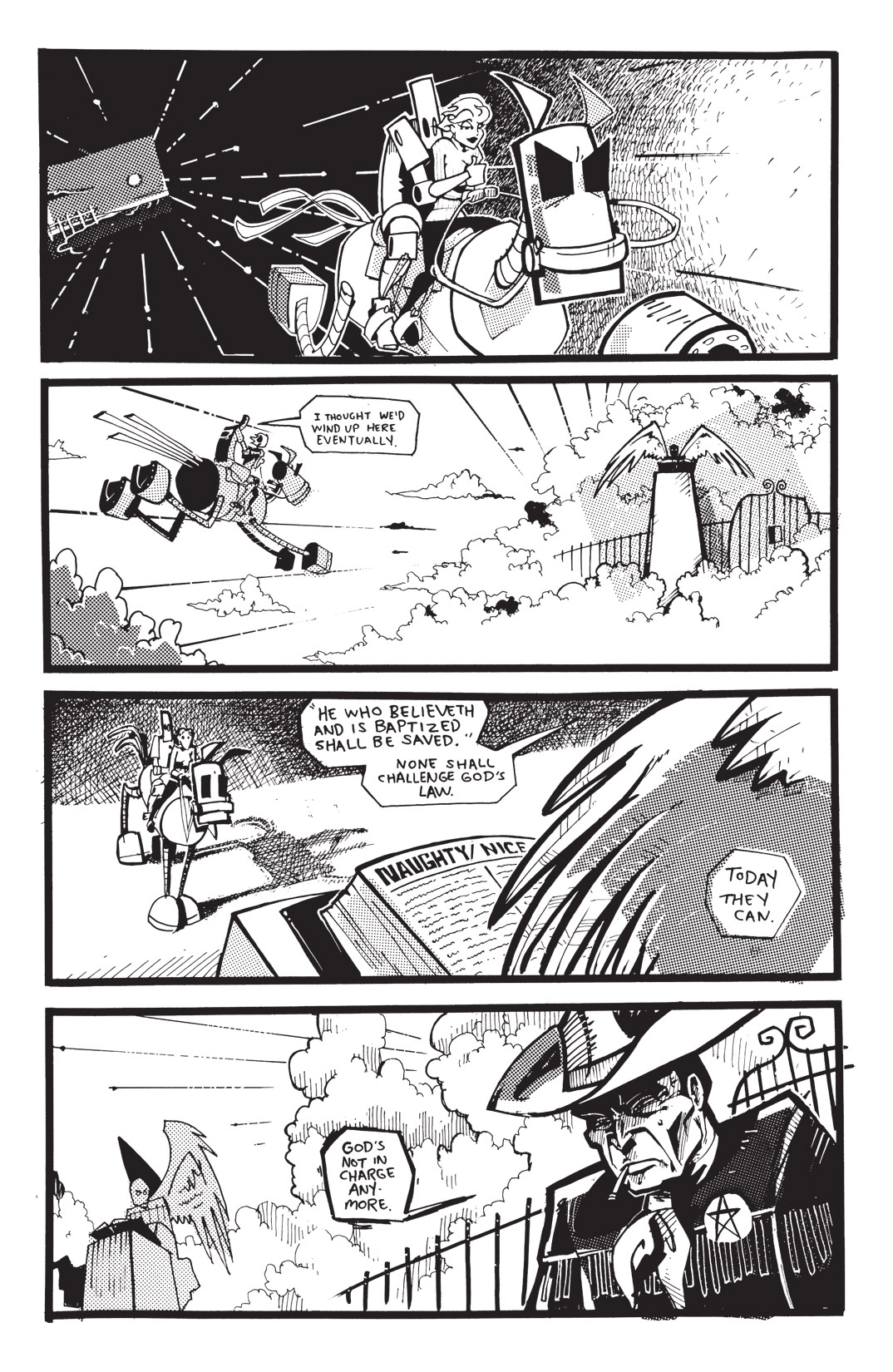 Read online Scud: The Disposable Assassin: The Whole Shebang comic -  Issue # TPB (Part 4) - 3