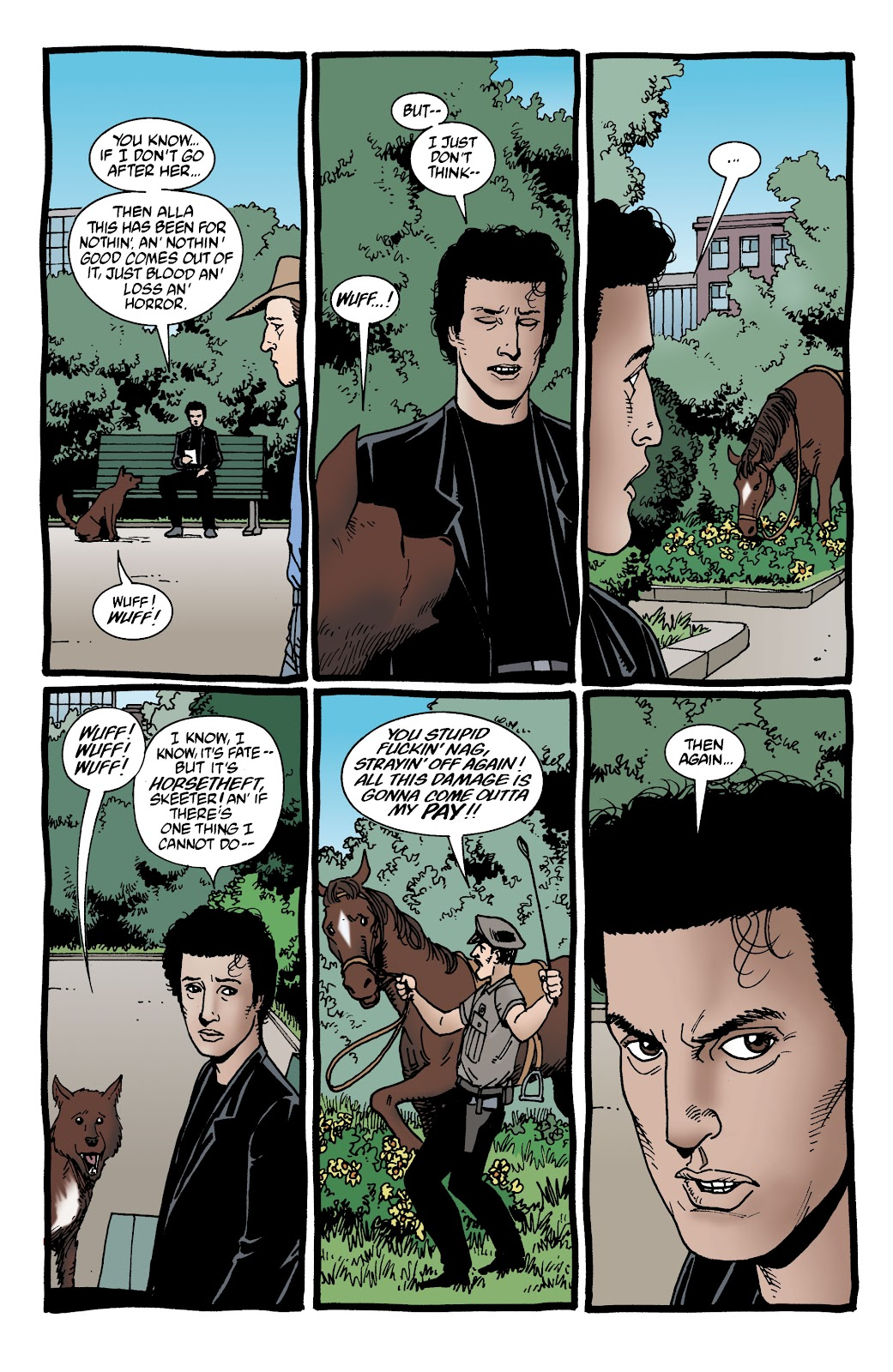 Preacher Issue #66 #75 - English 12