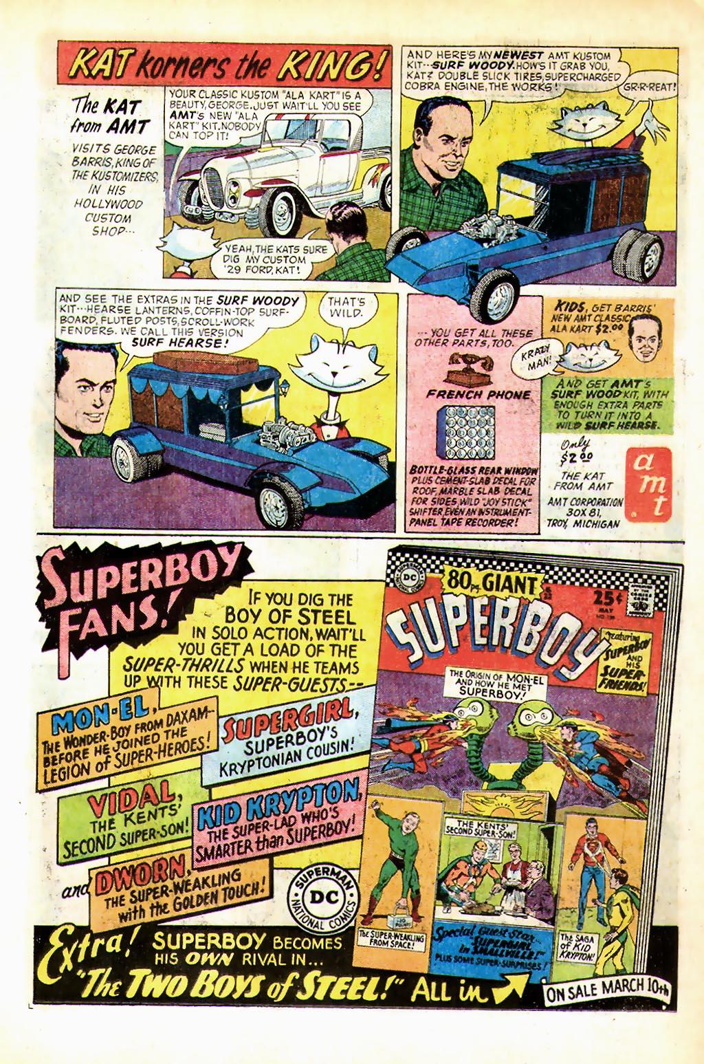 Aquaman (1962) Issue #27 #27 - English 7