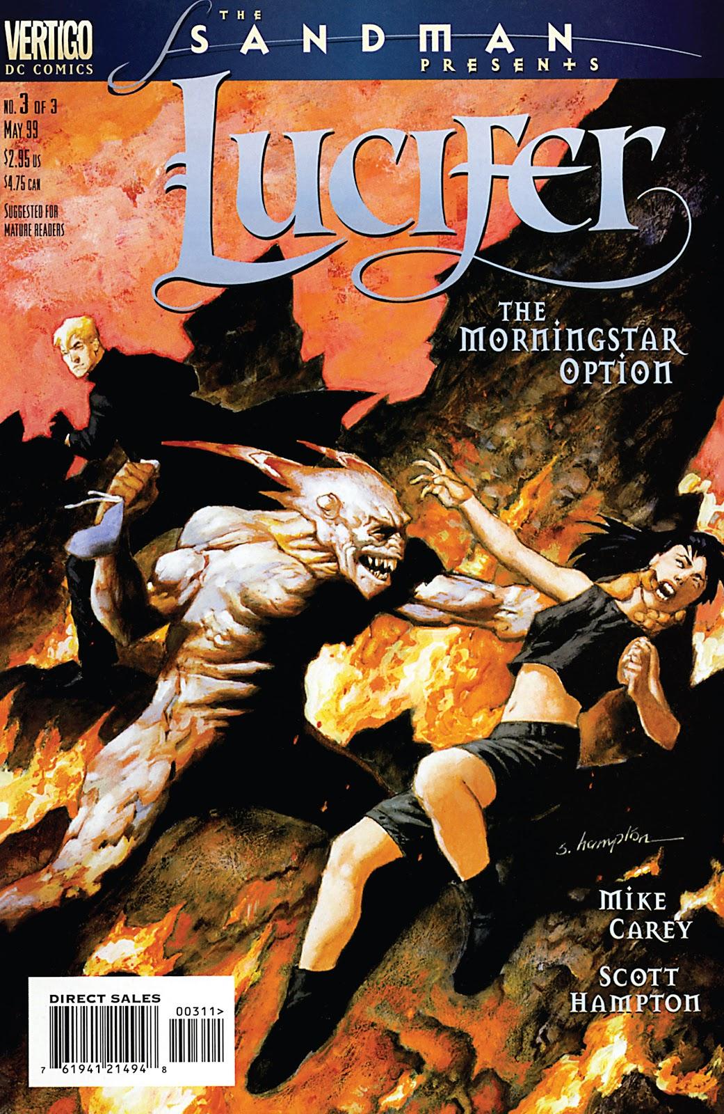 Sandman Presents: Lucifer Issue #3 #3 - English 1