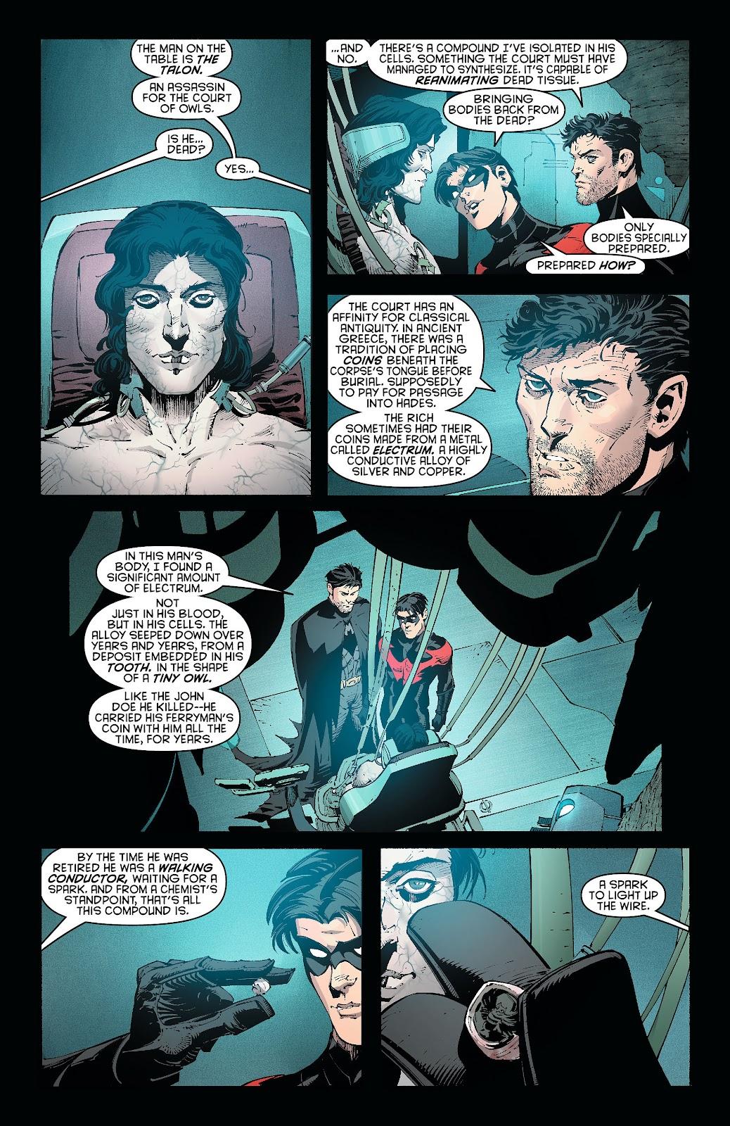 Batman (2011) Issue #7 #22 - English 16