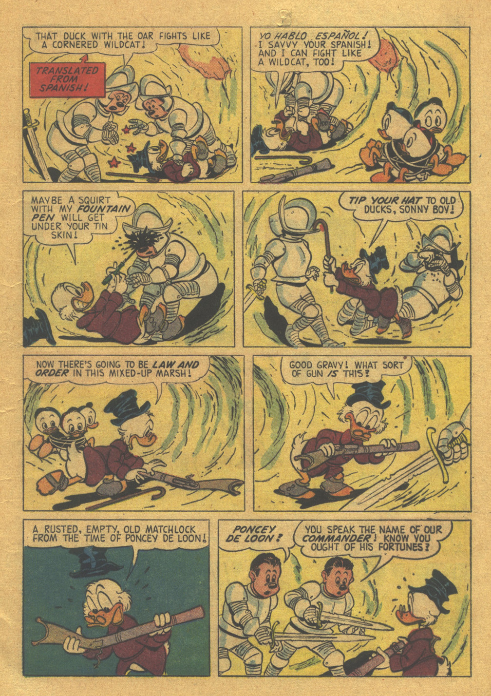Uncle Scrooge (1953) Issue #32 #32 - English 13