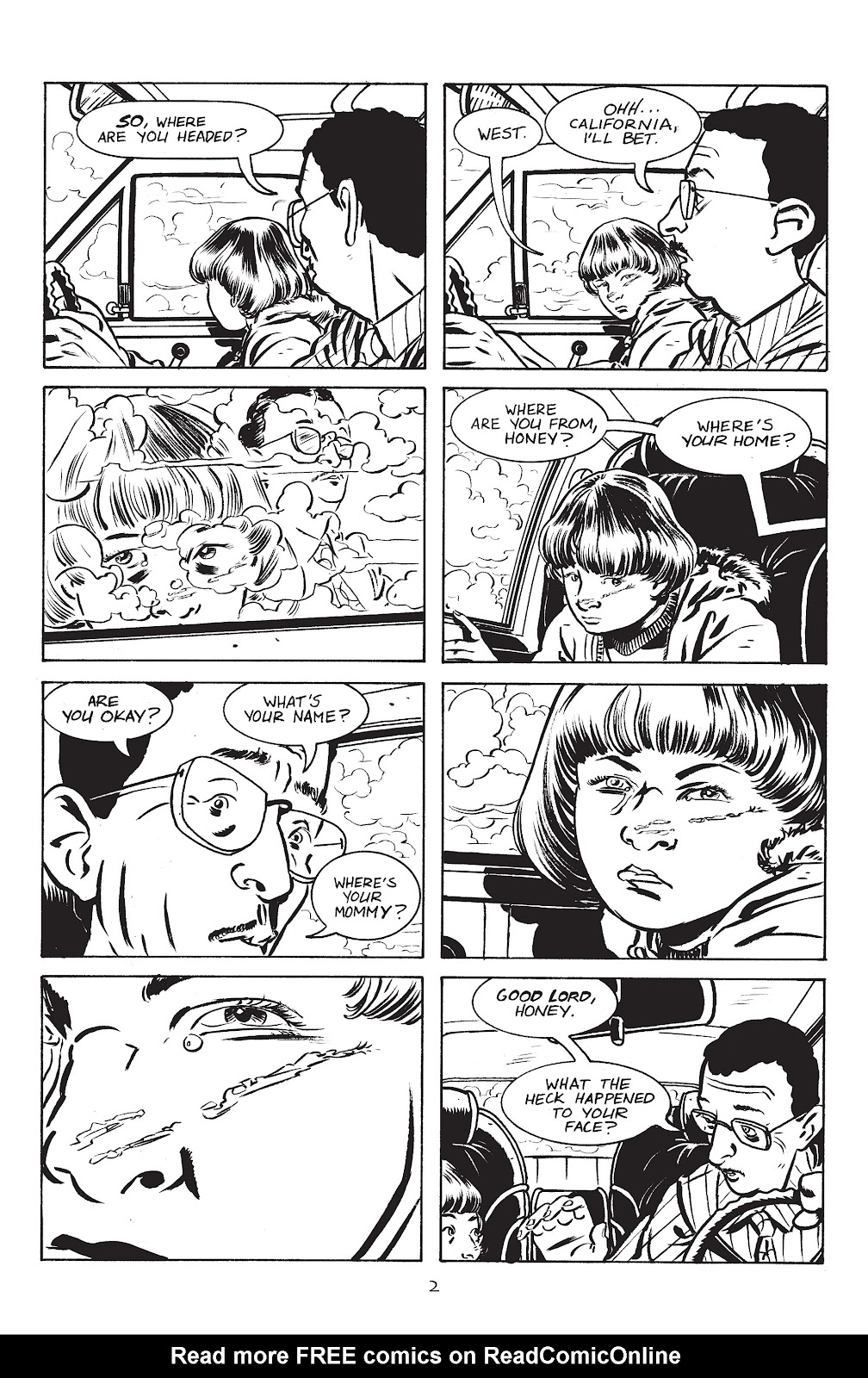 Stray Bullets Issue #4 #4 - English 4