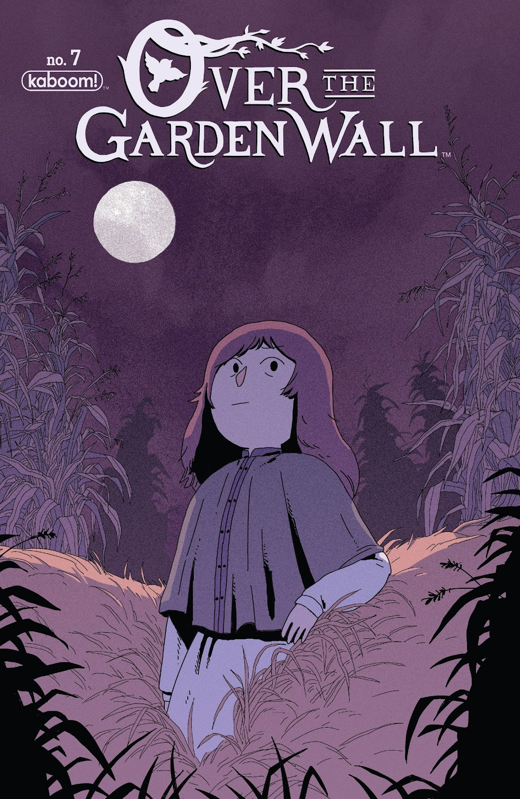 Over the Garden Wall (2016) Issue #7 #7 - English 1