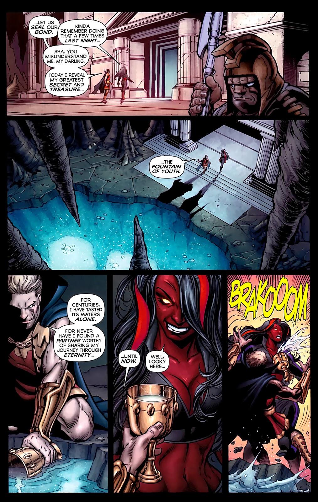 Incredible Hulks (2010) Issue #630 #20 - English 9