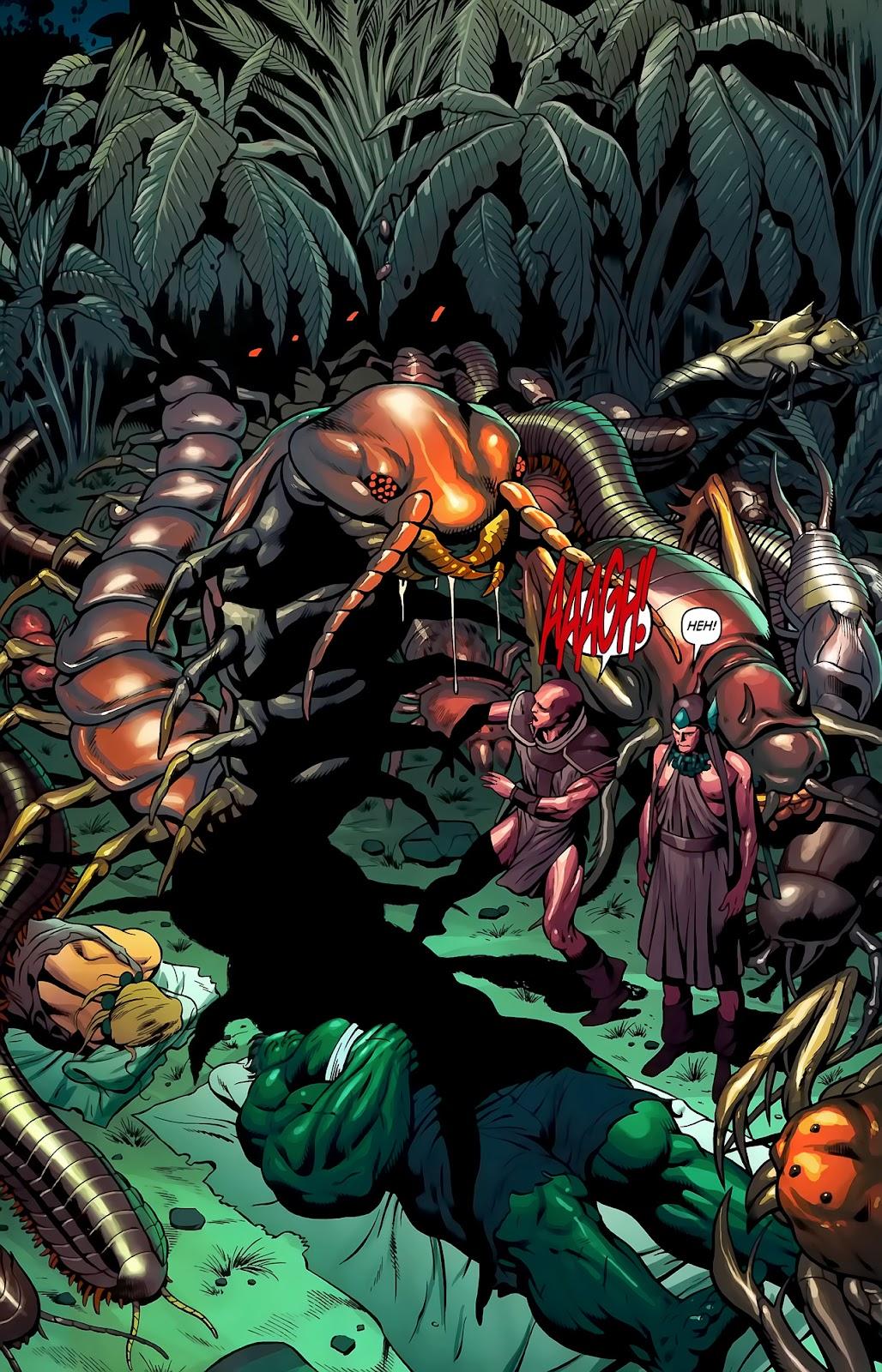 Incredible Hulks (2010) Issue #623 #13 - English 20