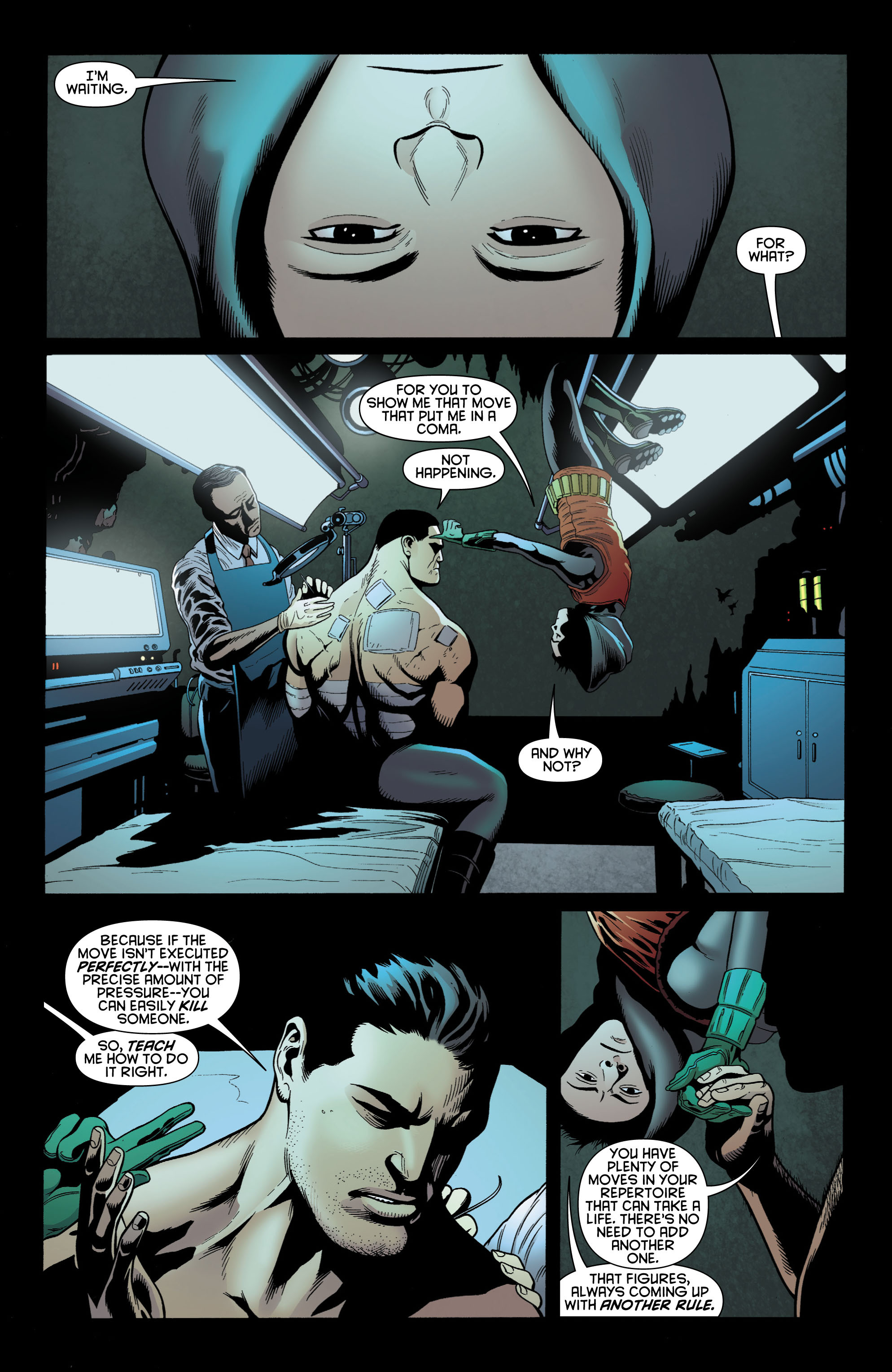 Batman and Robin (2011) chap 1 pic 81