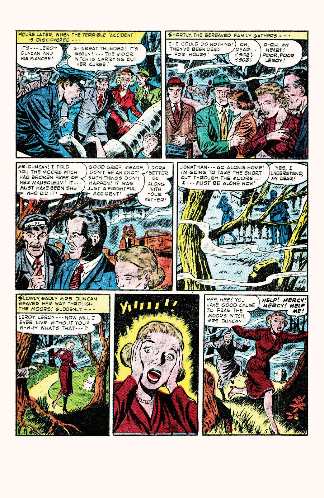 Haunted Horror Issue #20 #20 - English 33
