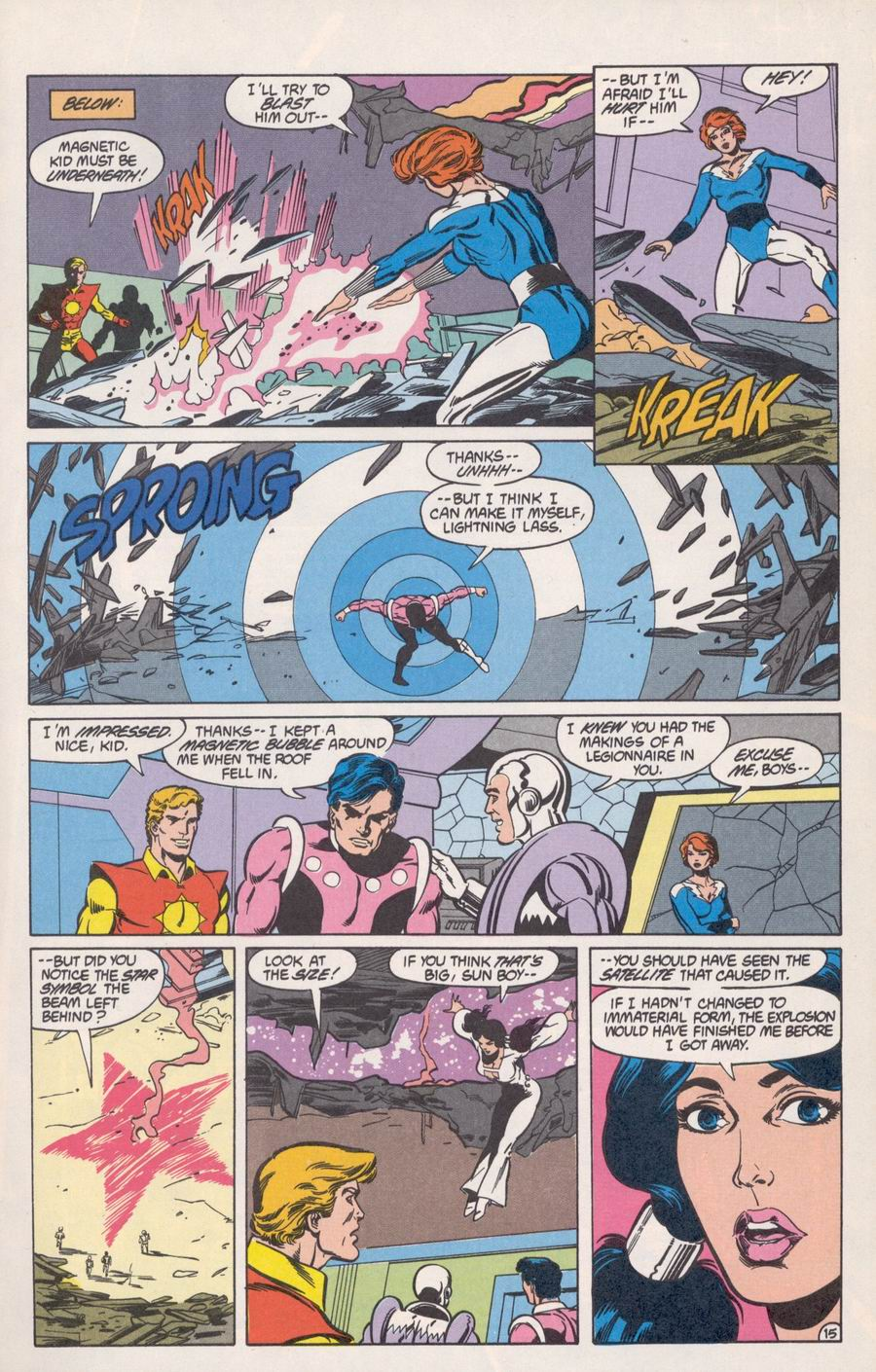 Tales of the Legion Issue #354 #41 - English 16
