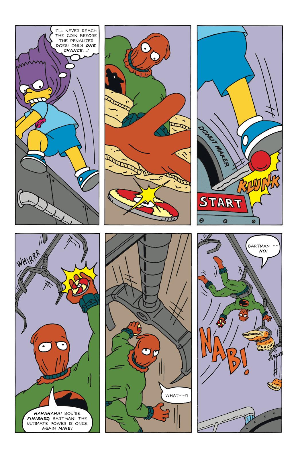 Read online Bartman comic -  Issue #2 - 23