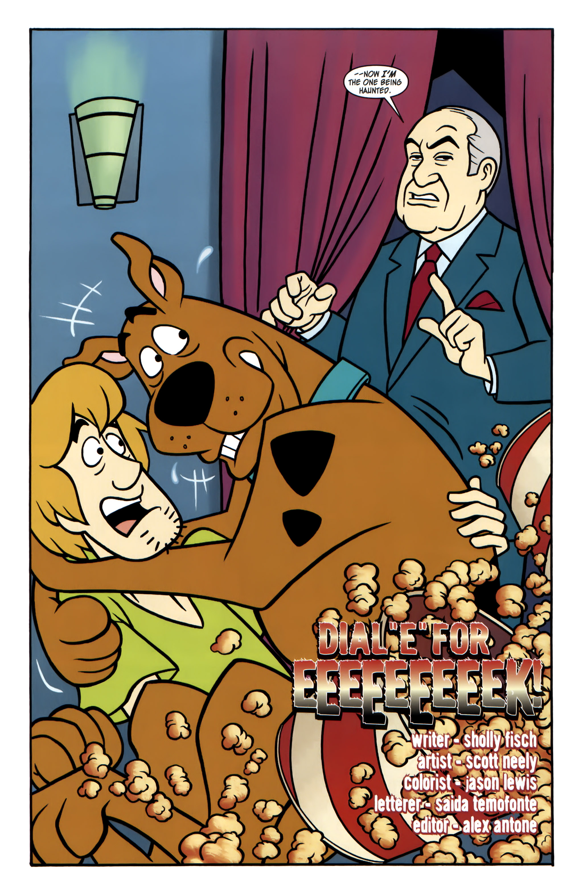 Read online Scooby-Doo: Where Are You? comic -  Issue #32 - 4