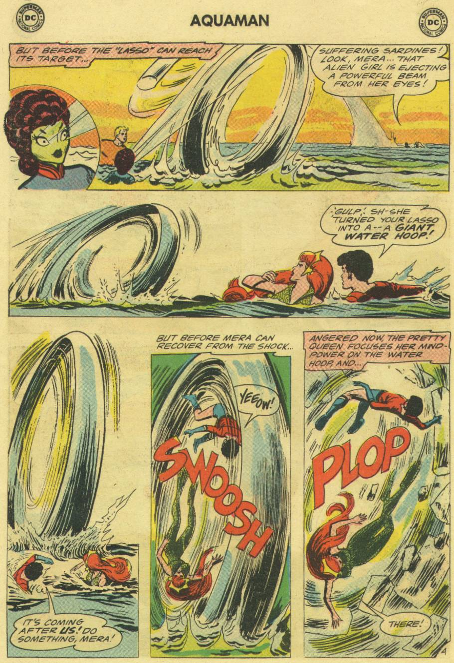 Aquaman (1962) Issue #16 #16 - English 6