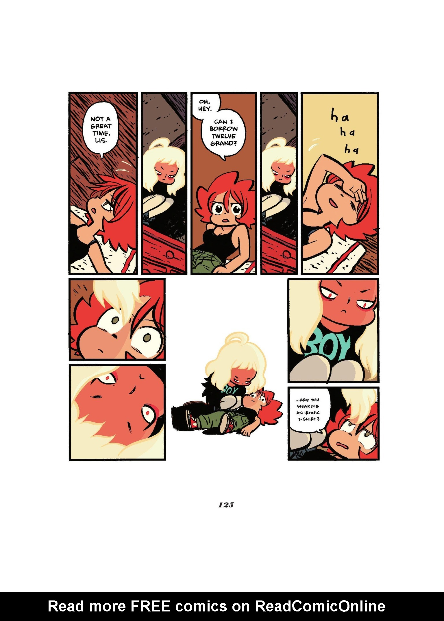 Read online Seconds comic -  Issue # Full - 126