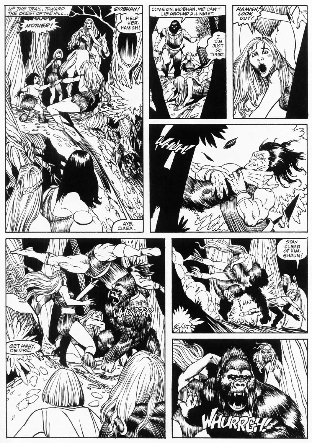 The Savage Sword Of Conan Issue #157 #158 - English 36
