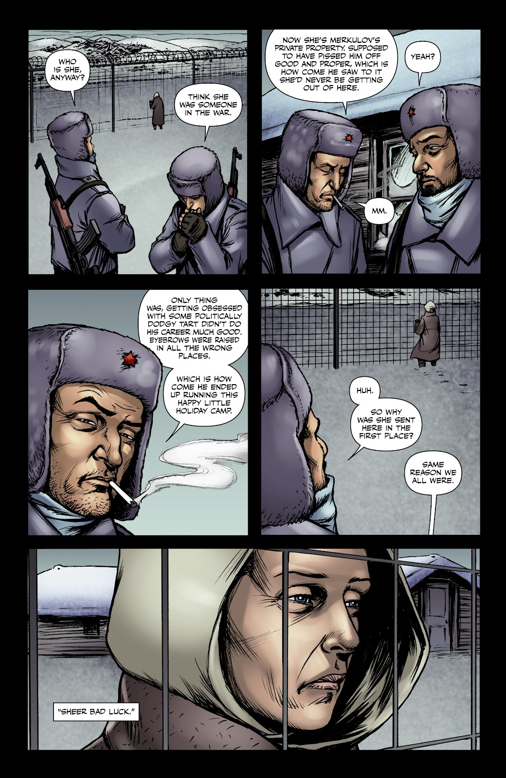 Battlefields TPB 2 #2 - English 56