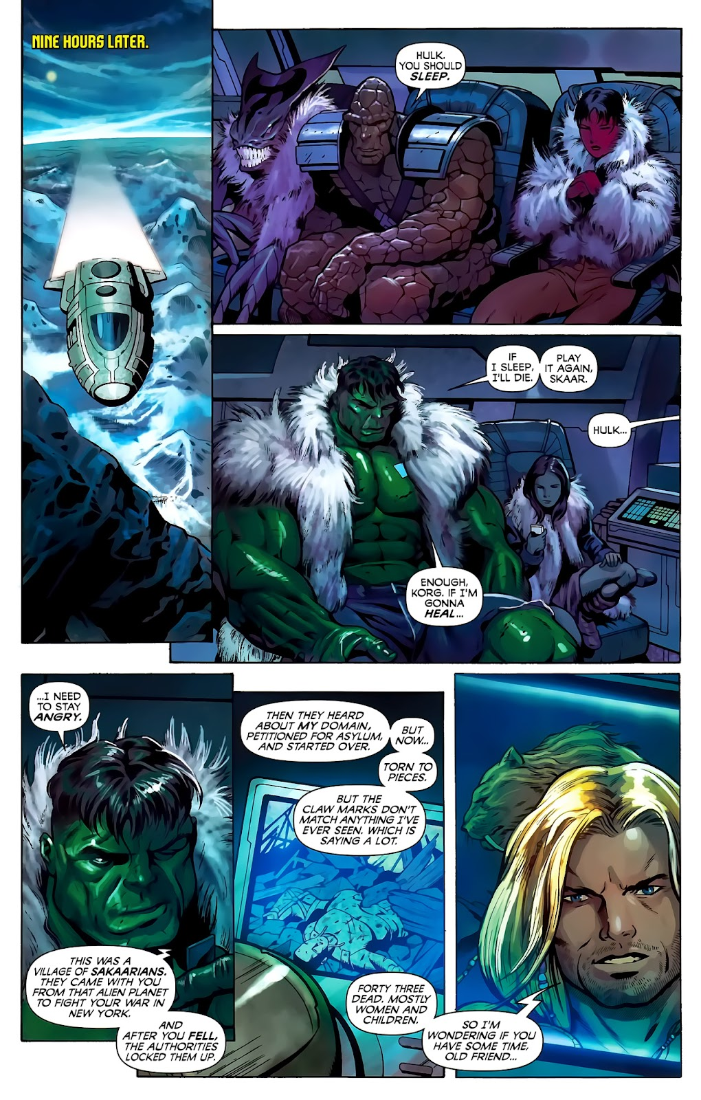 Incredible Hulks (2010) Issue #623 #13 - English 11