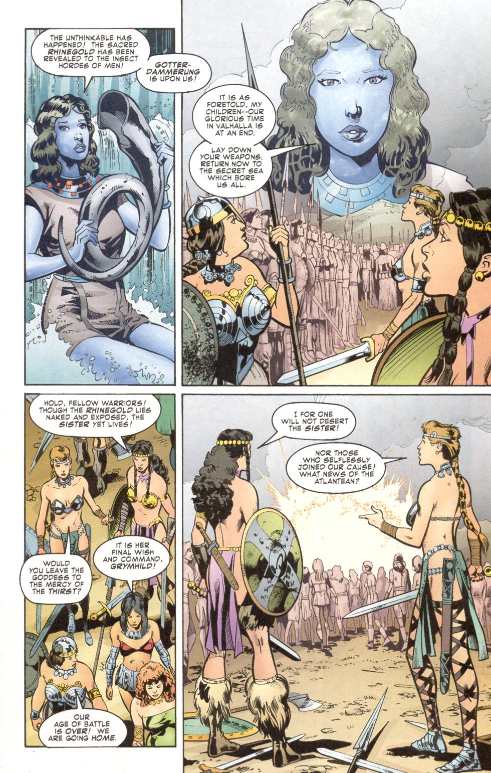 Aquaman (2003) Issue #7 #7 - English 23