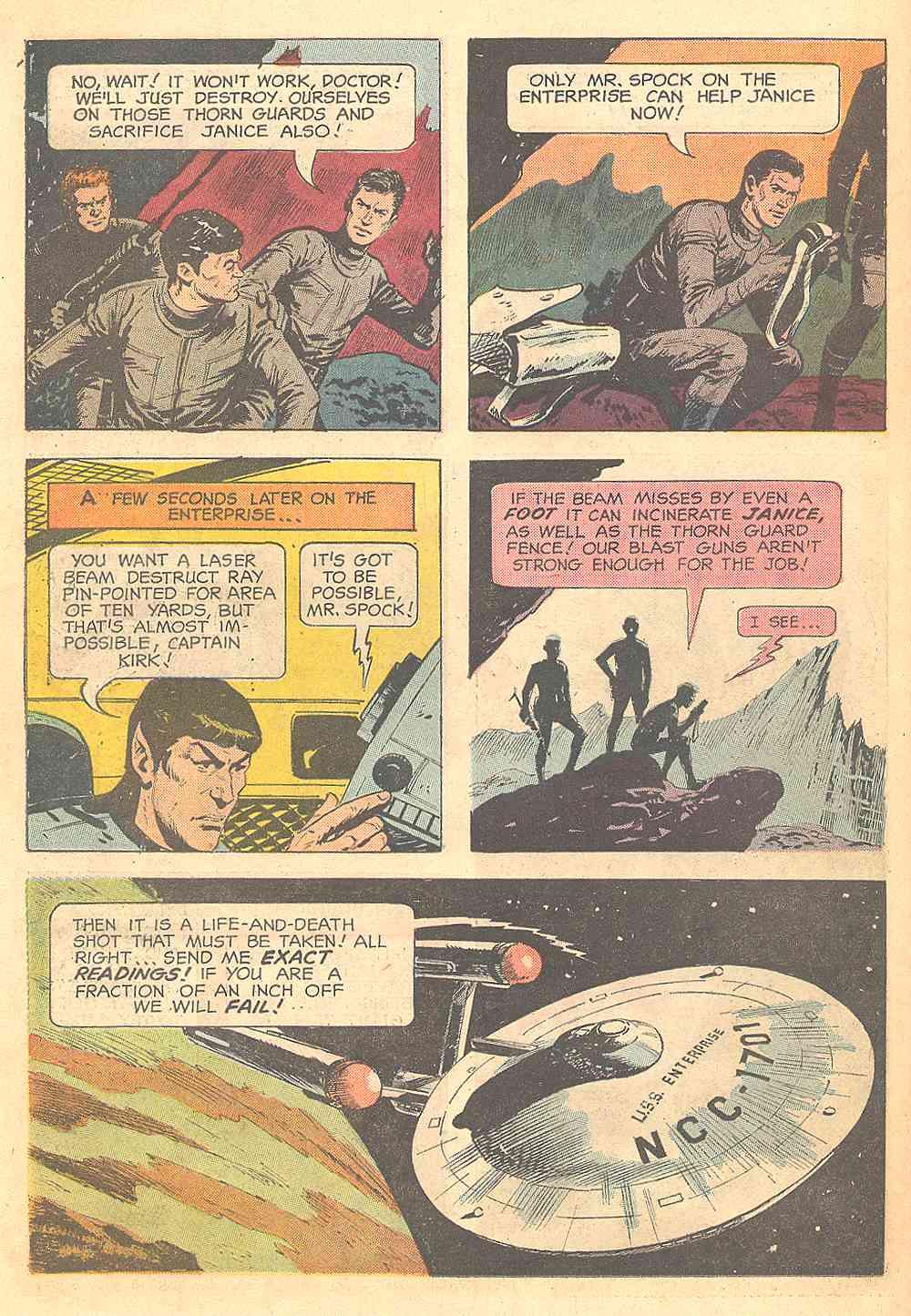 Star Trek (1967) Issue #1 #1 - English 22