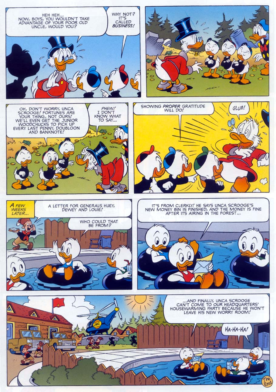 Uncle Scrooge (1953) Issue #332 #332 - English 66