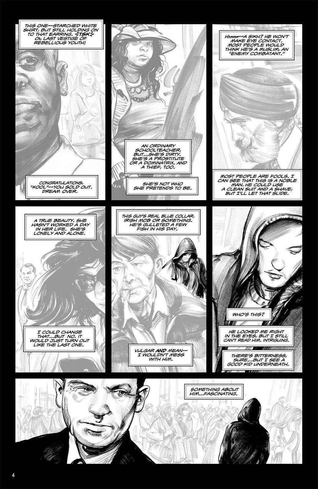 Creepy (2009) Issue #2 #2 - English 6