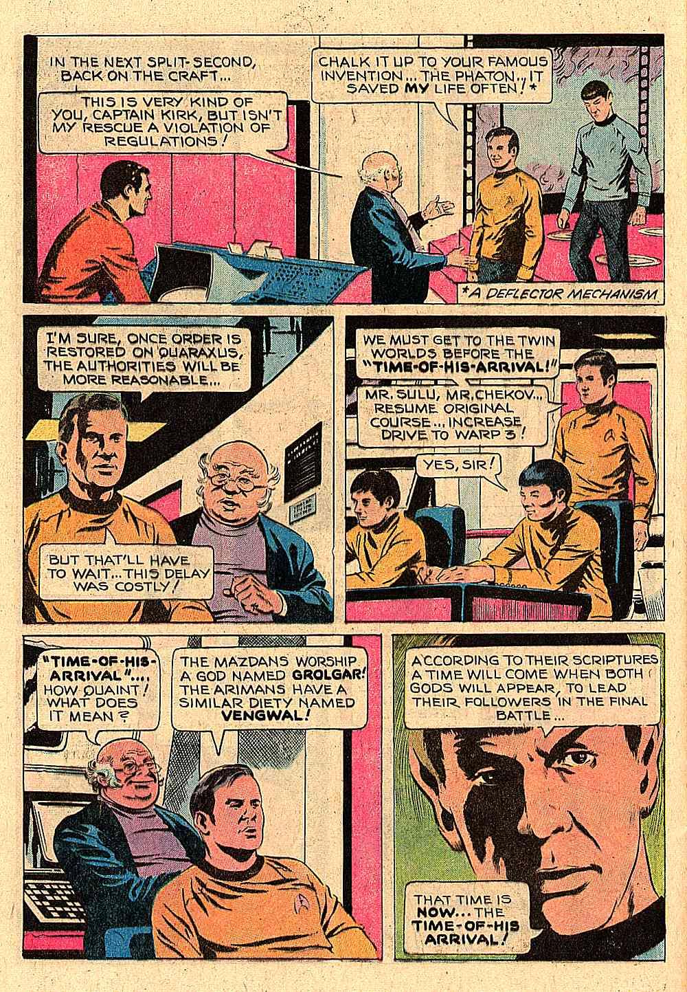 Star Trek (1967) #51 #51 - English 10