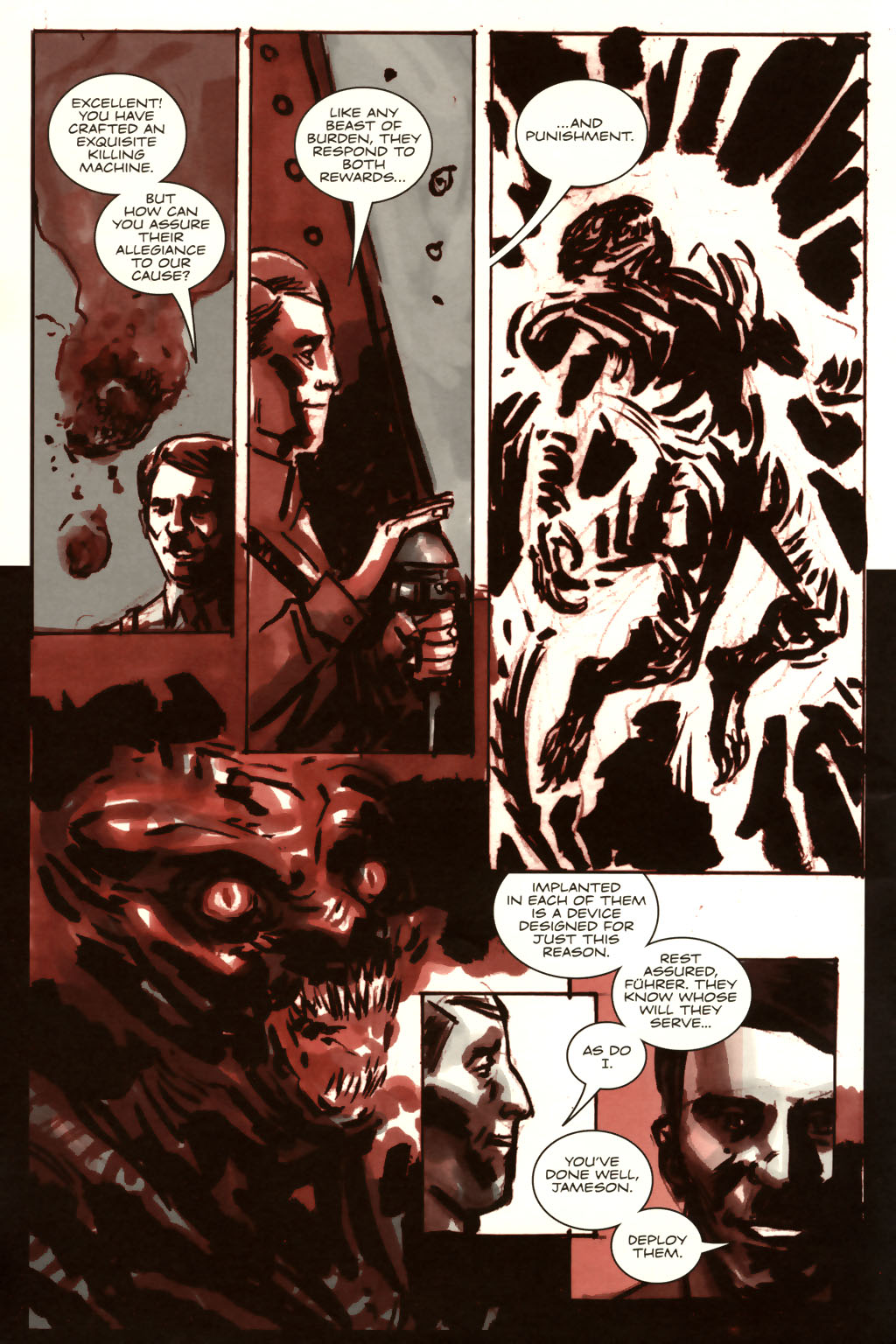Read online Sea of Red comic -  Issue #9 - 7