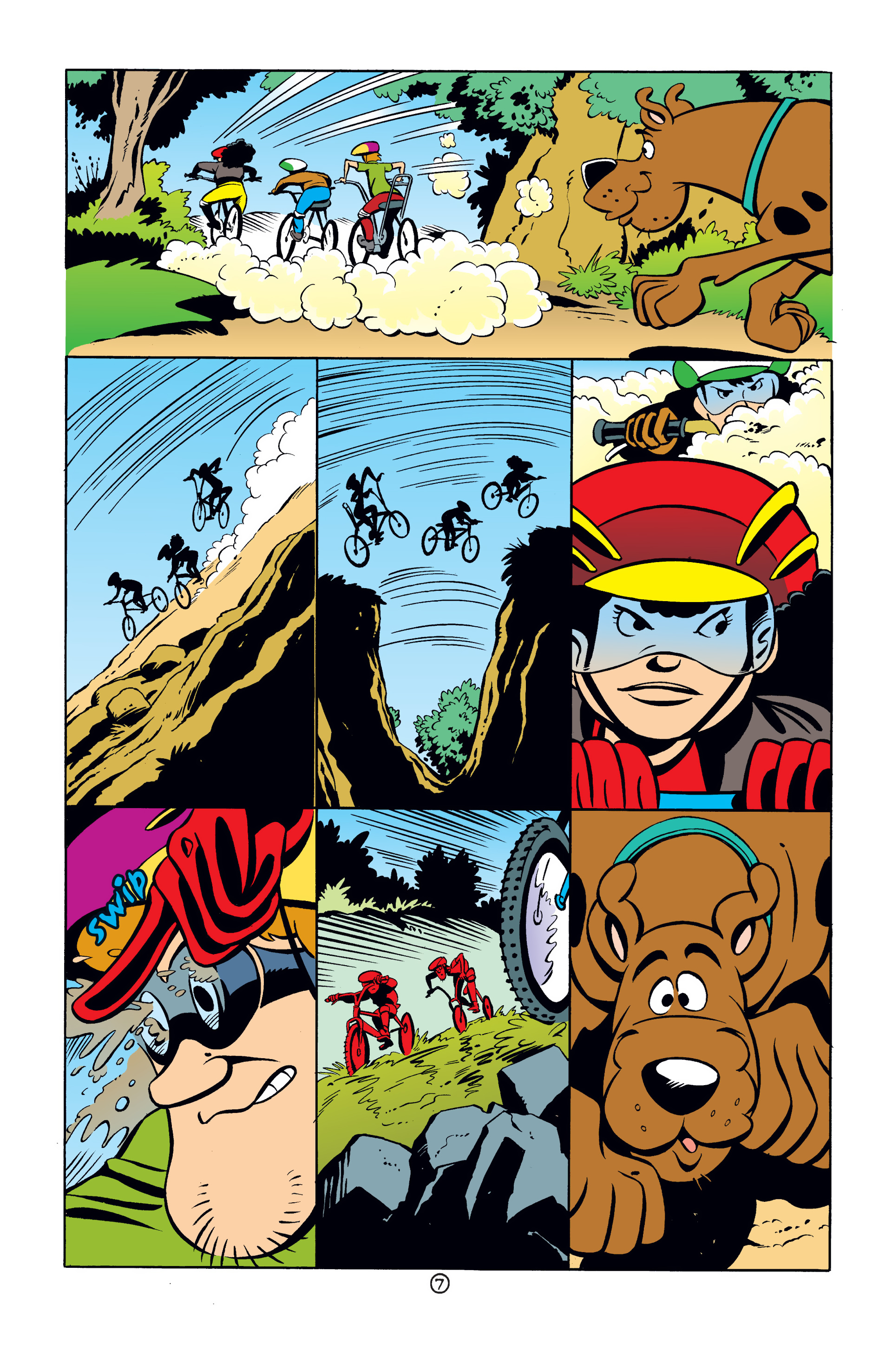 Read online Scooby-Doo (1997) comic -  Issue #39 - 8