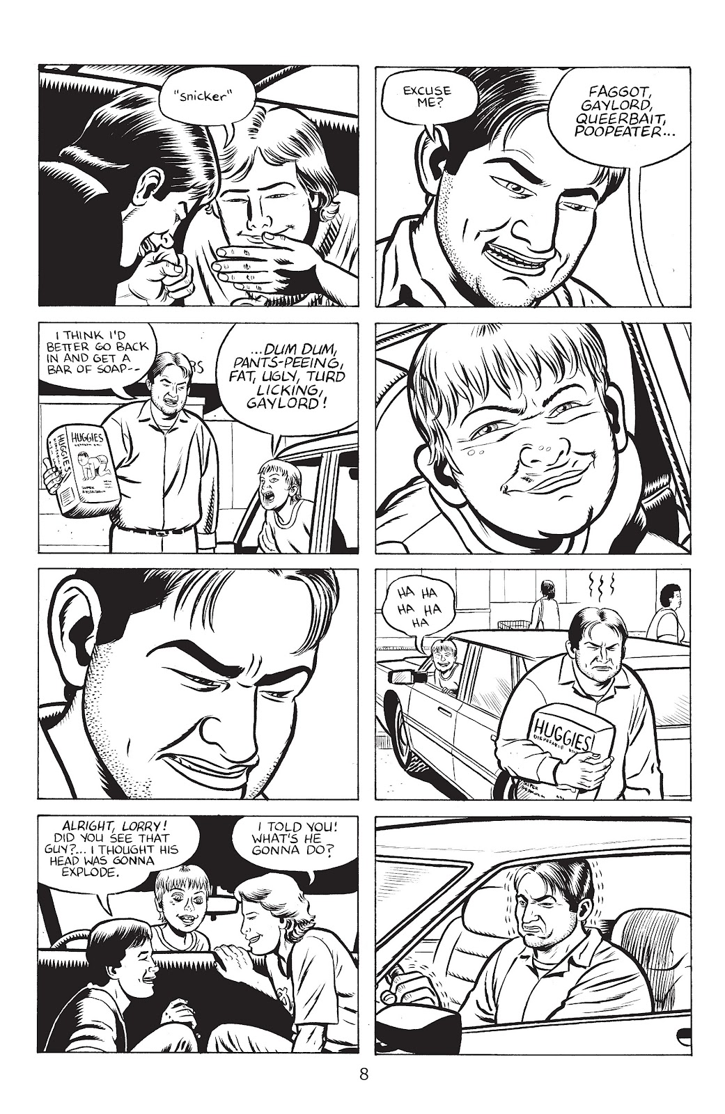 Stray Bullets Issue #32 #32 - English 10