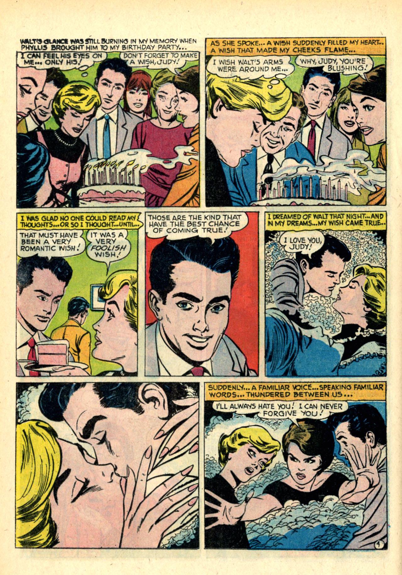 Read online Secret Hearts comic -  Issue #120 - 12