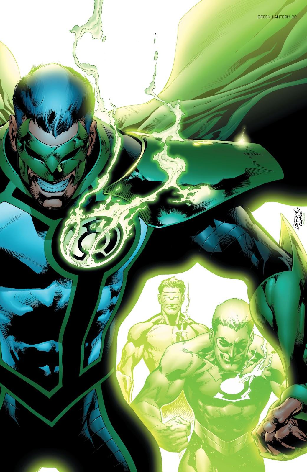 Green Lantern: The Sinestro Corps War Full #1 - English 92