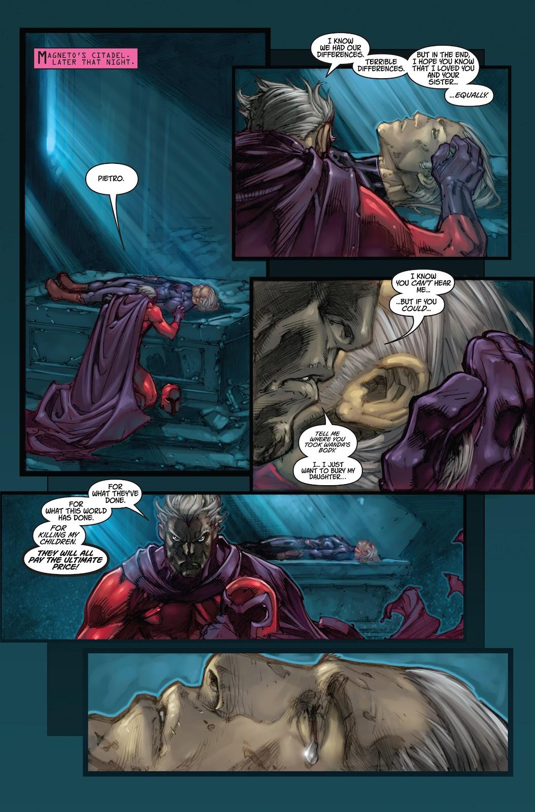 Ultimates 3 Issue #5 #5 - English 22