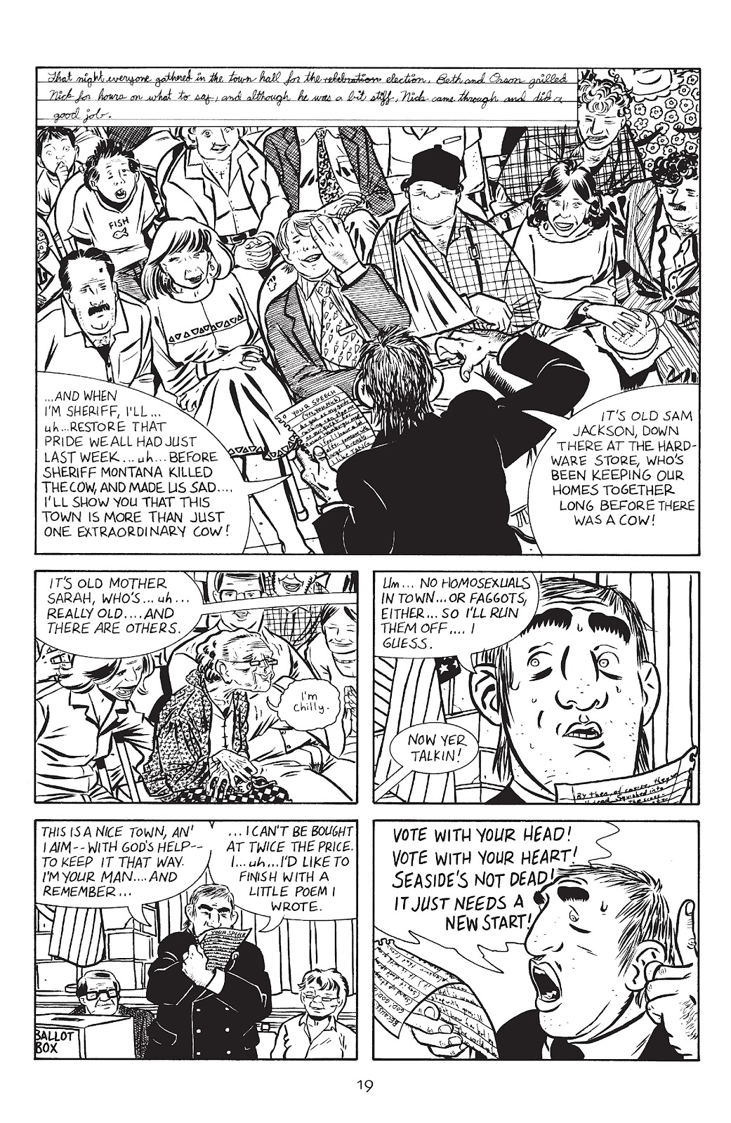 Stray Bullets Issue #13 #13 - English 21