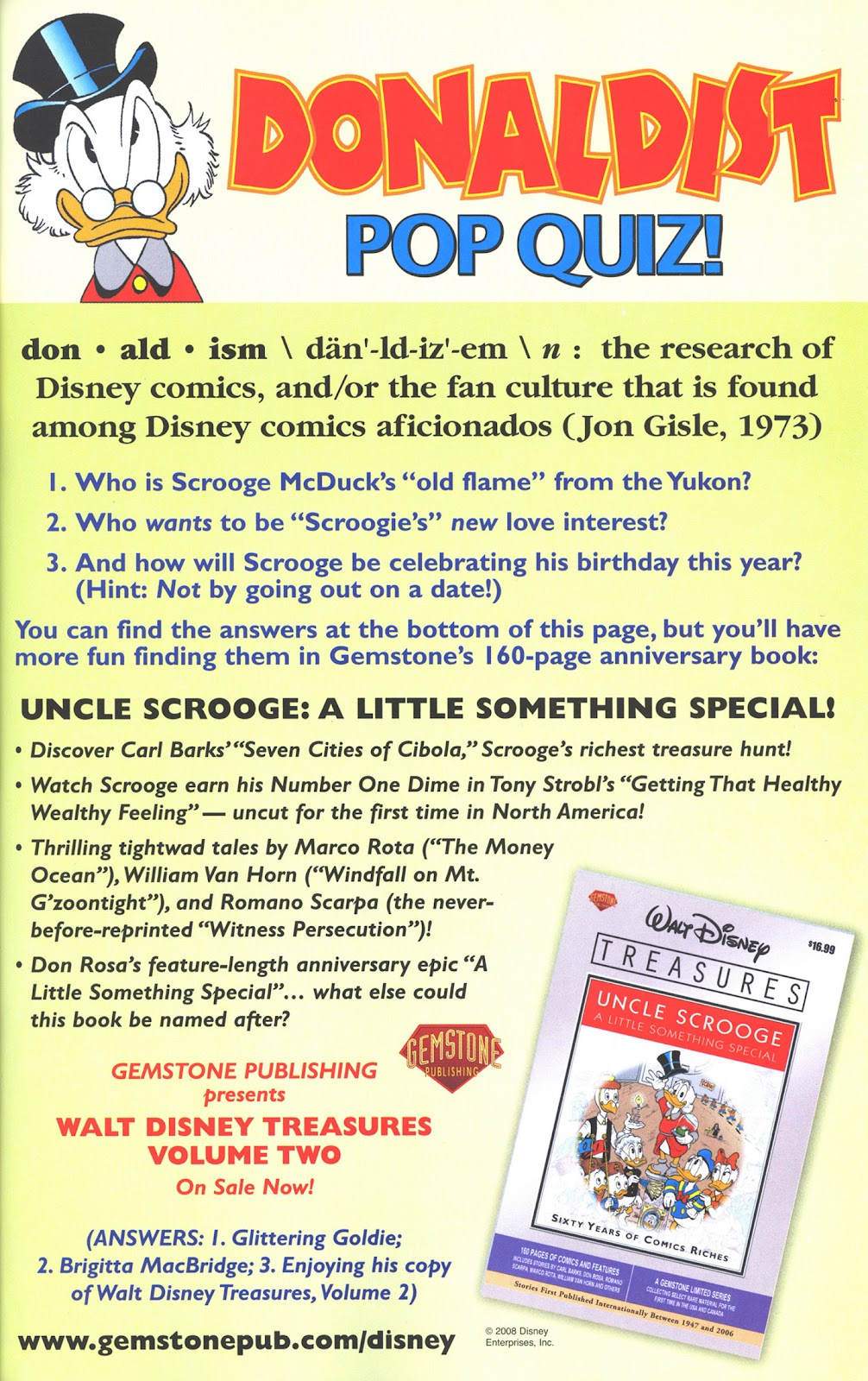 Uncle Scrooge (1953) Issue #373 #373 - English 43
