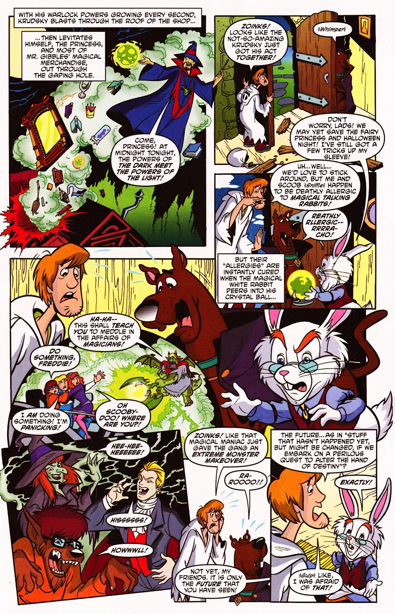Read online Scooby-Doo (1997) comic -  Issue #141 - 7