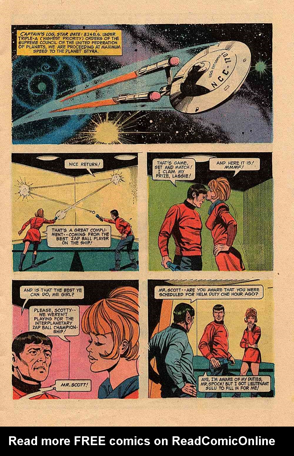 Star Trek (1967) Issue #18 #18 - English 4