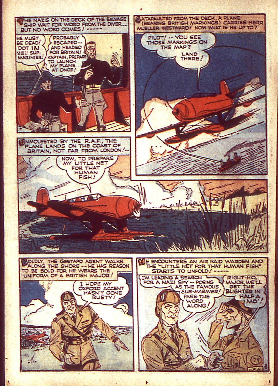 Sub-Mariner Comics Issue #3 #3 - English 33