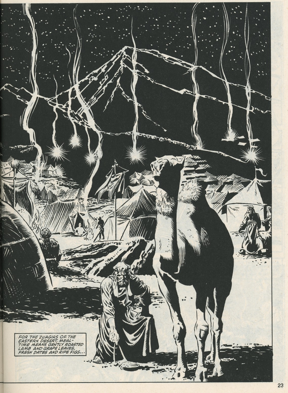 The Savage Sword Of Conan Issue #112 #113 - English 24