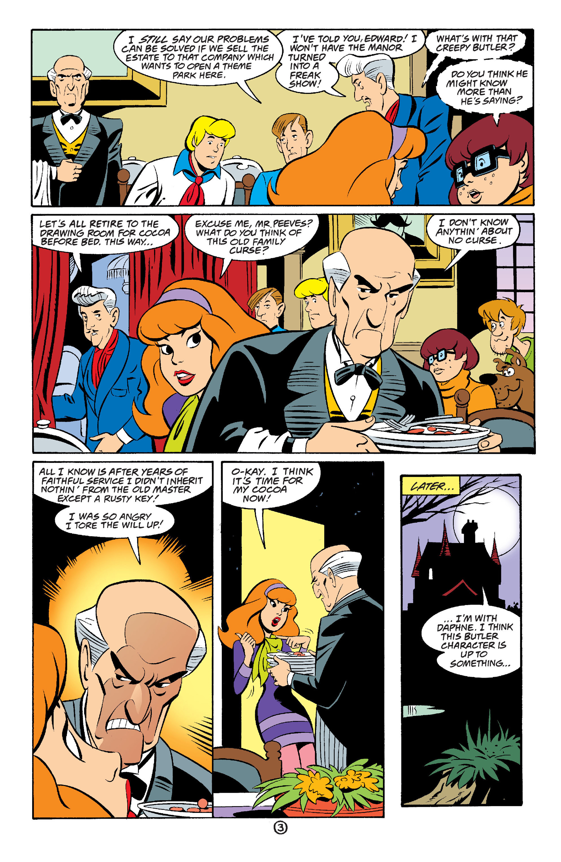 Read online Scooby-Doo (1997) comic -  Issue #34 - 4