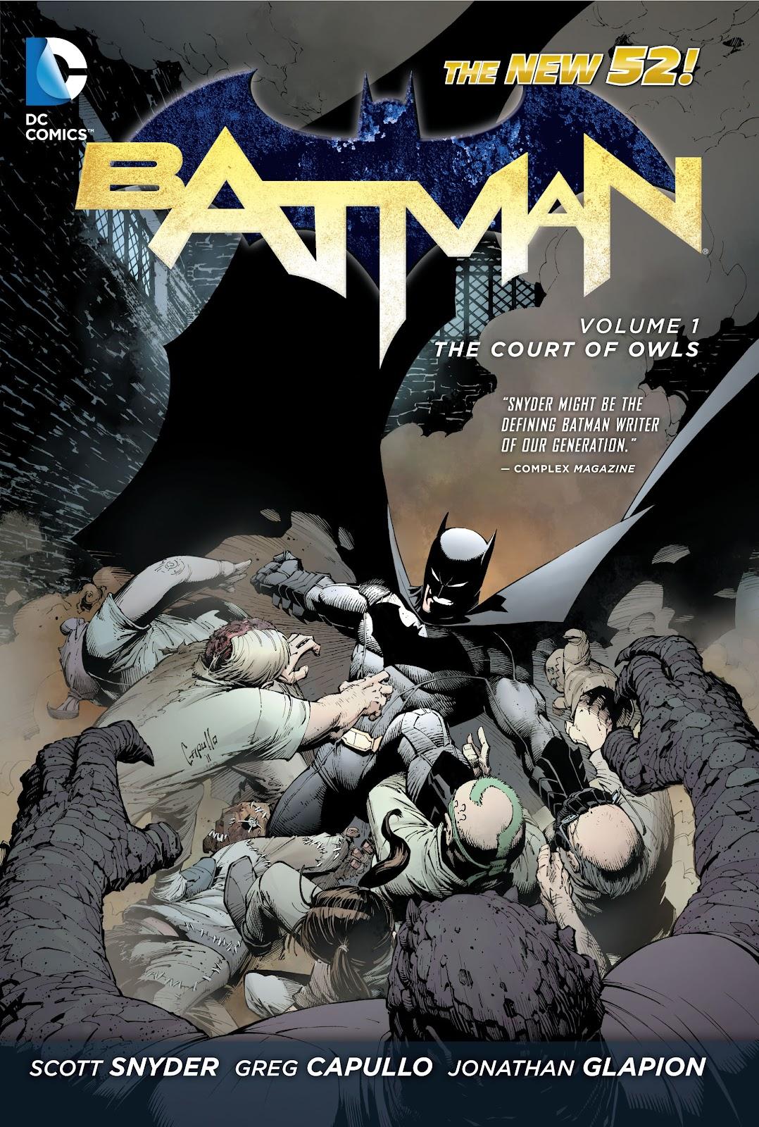 Batman (2011) _TPB 1 #1 - English 1