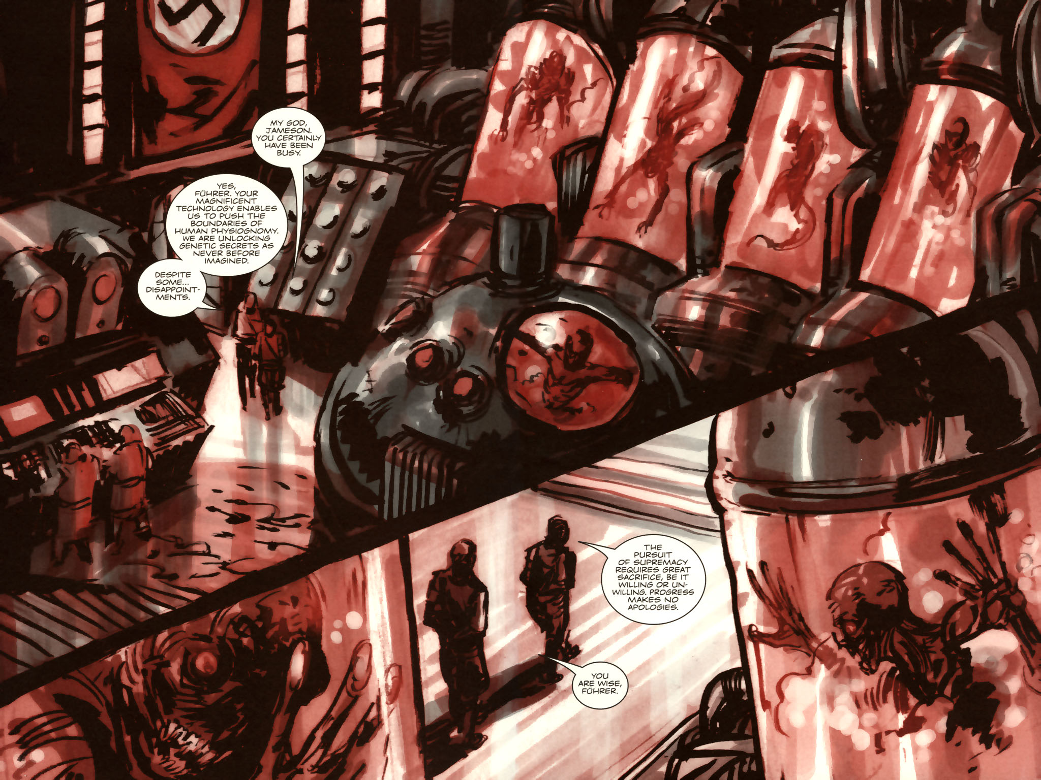 Read online Sea of Red comic -  Issue #9 - 4