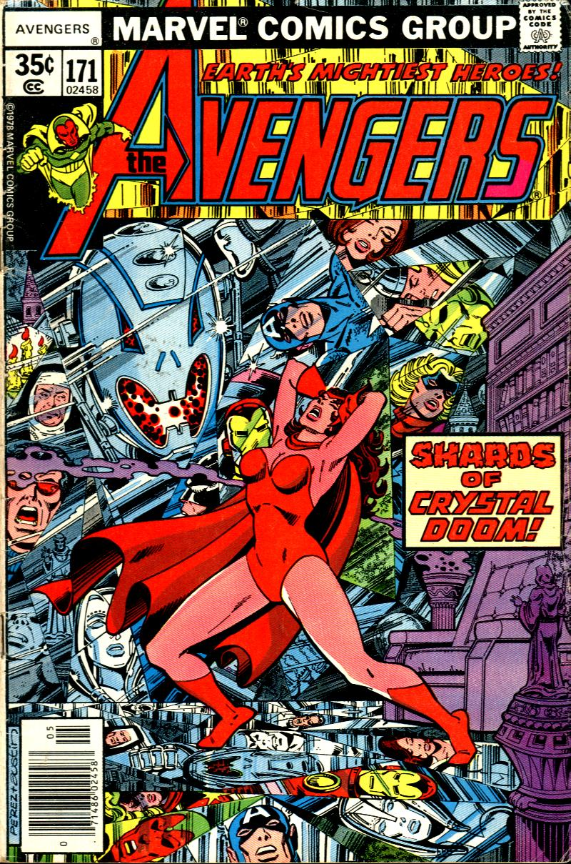 The Avengers (1963) 171 Page 1