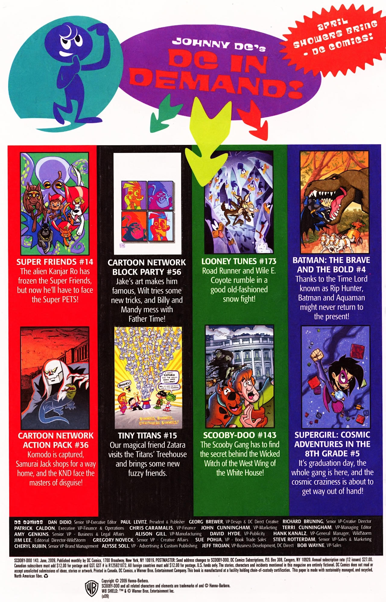 Read online Scooby-Doo (1997) comic -  Issue #143 - 23