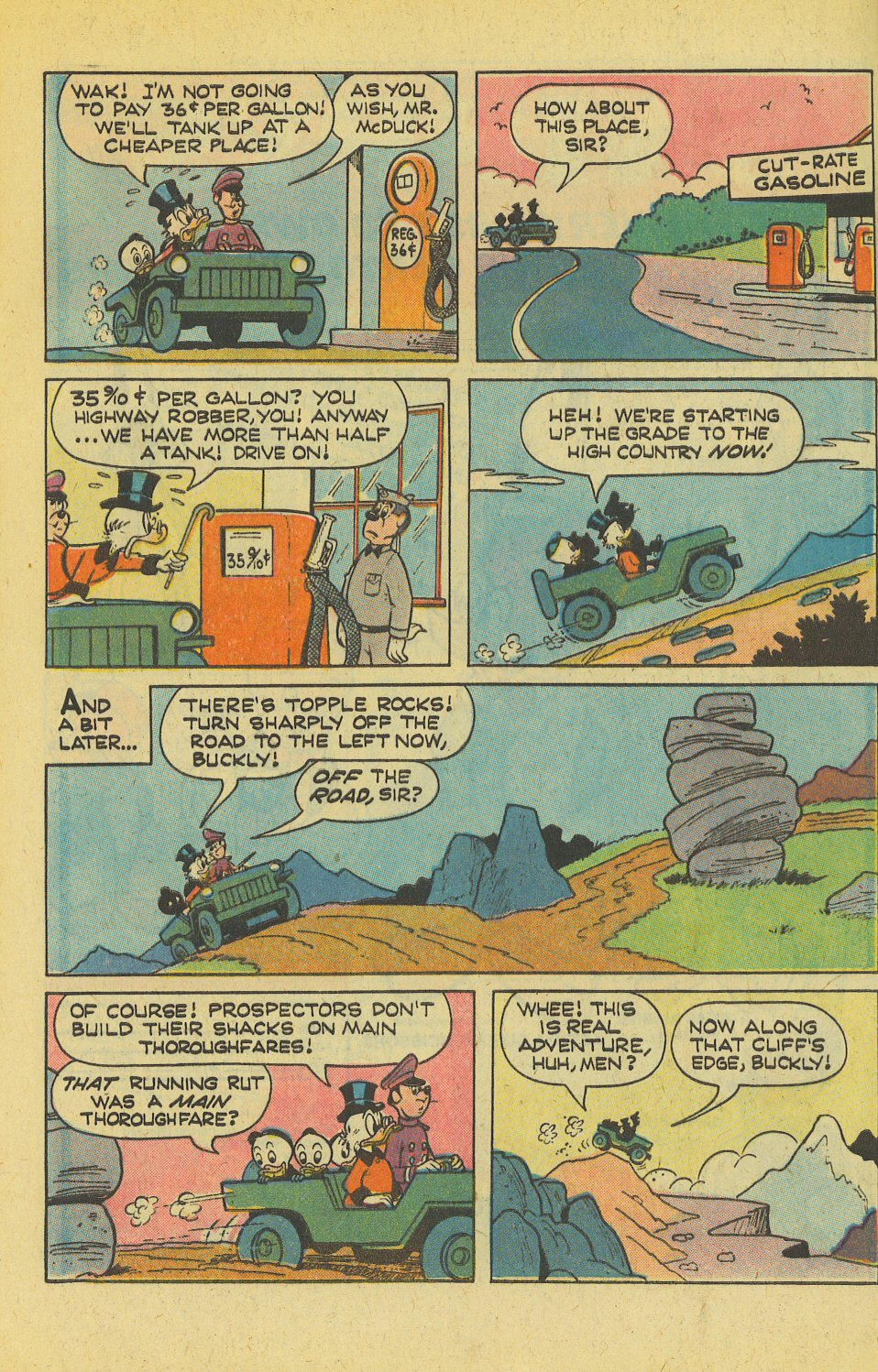 Uncle Scrooge (1953) Issue #163 #163 - English 29