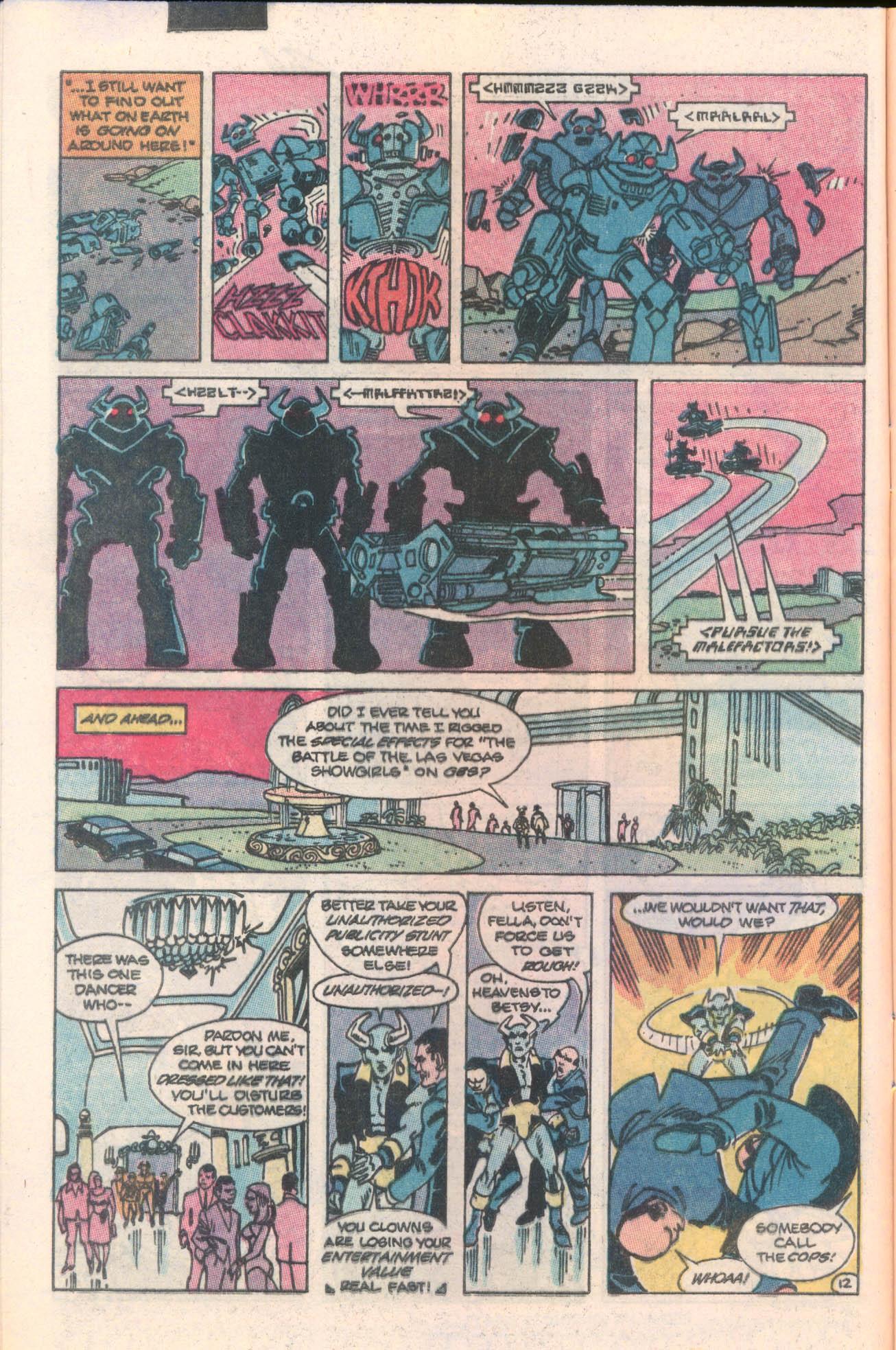 Blue Devil 6 Page 13