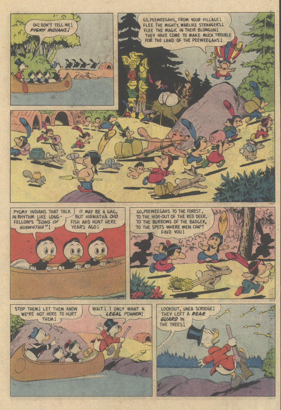 Uncle Scrooge (1953) Issue #208 #208 - English 11