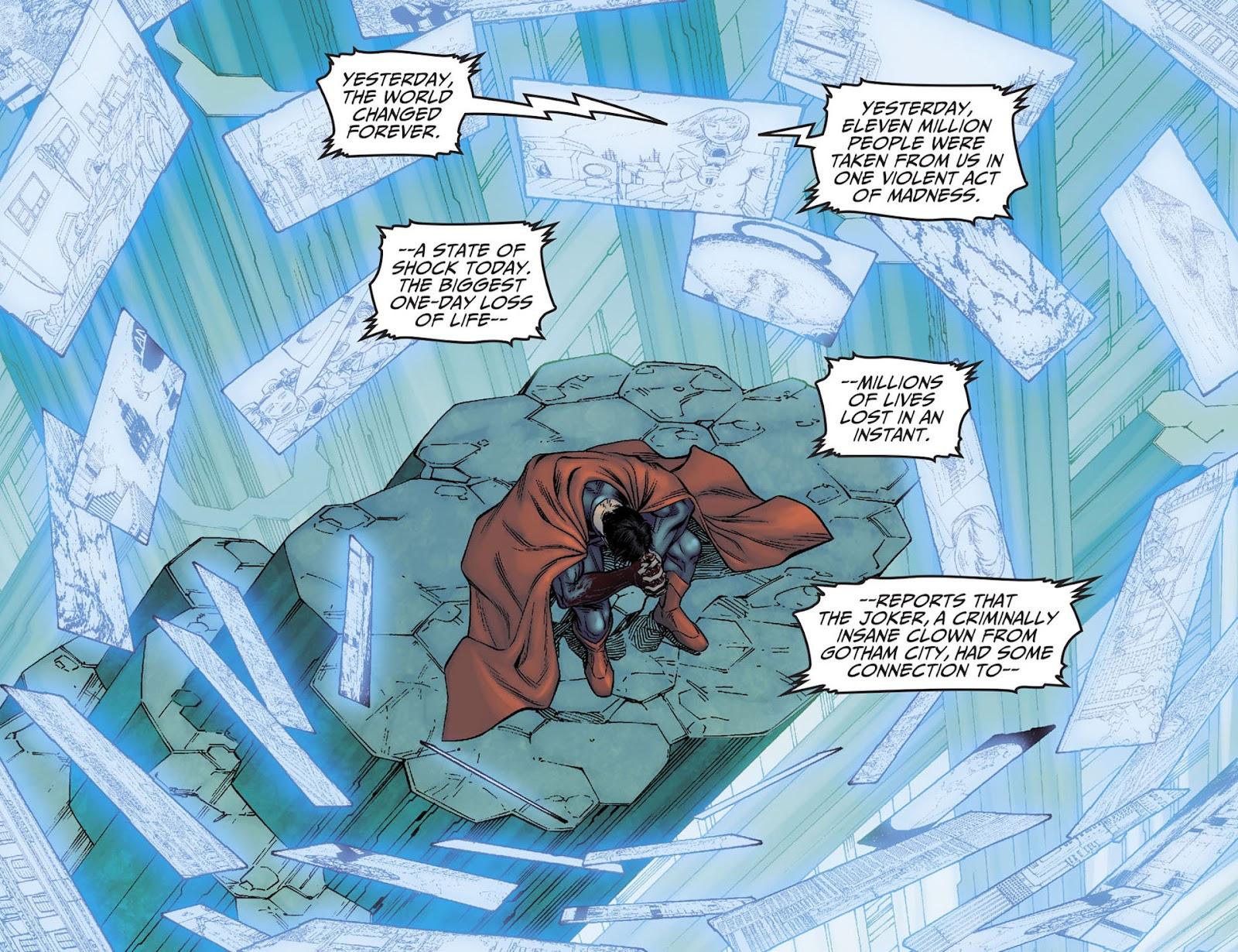 Injustice: Gods Among Us [I] Issue #6 #7 - English 3