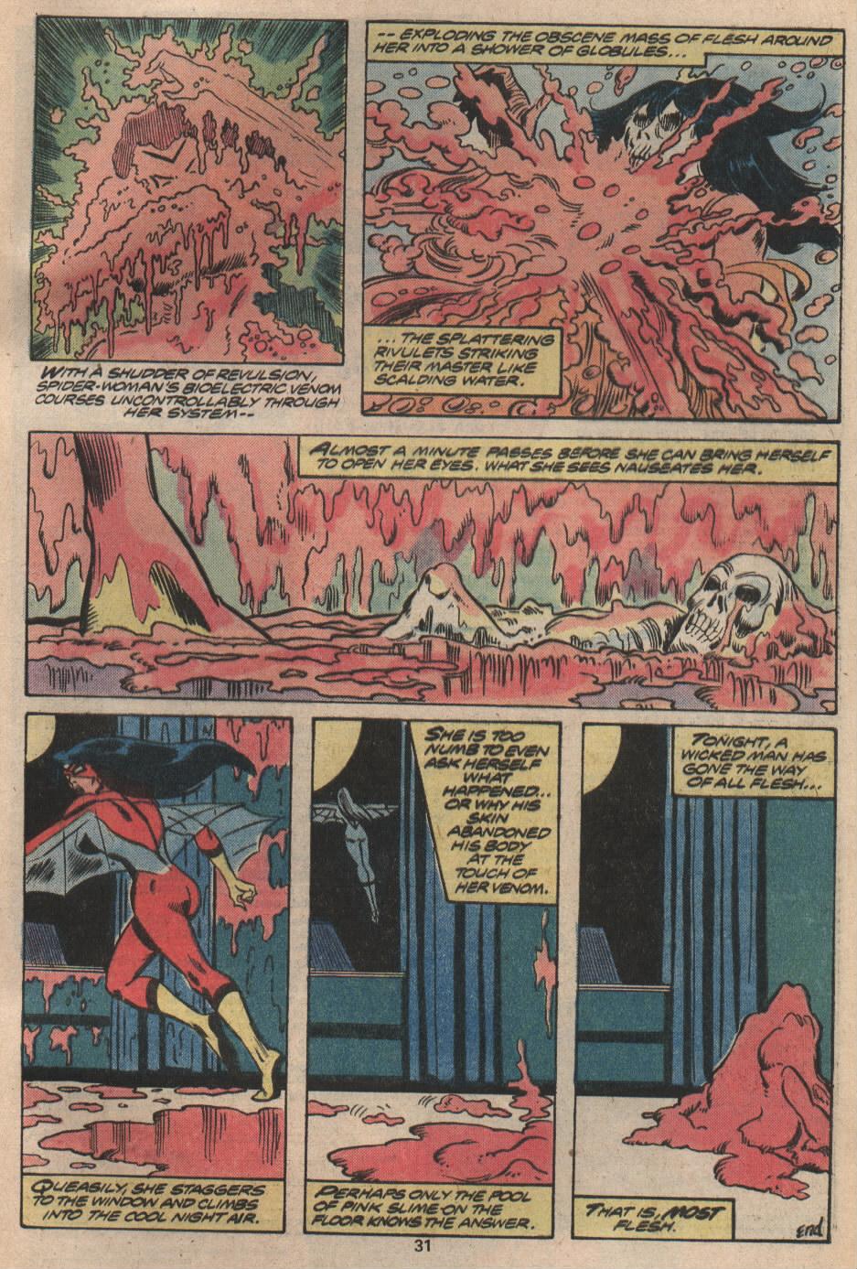 Spider-Woman (1978) #18 #33 - English 19