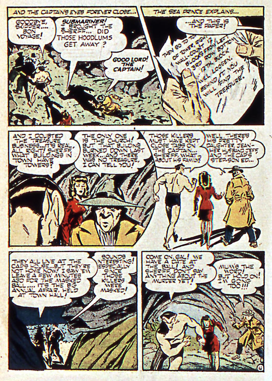 Sub-Mariner Comics Issue #17 #17 - English 18